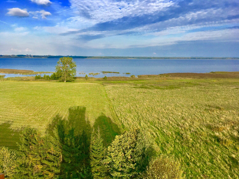 Aplink Dusios ežerą